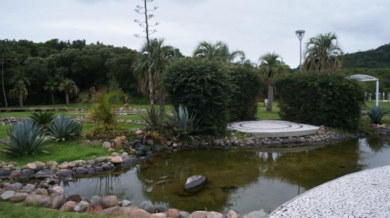 Núcleo de Paisagismo realiza visita ao Bosque Amoraeville e Jardins Jurerê