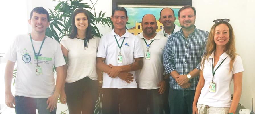 Núcleo Guias de Turismo ACIF se reúne com secretário do Turismo