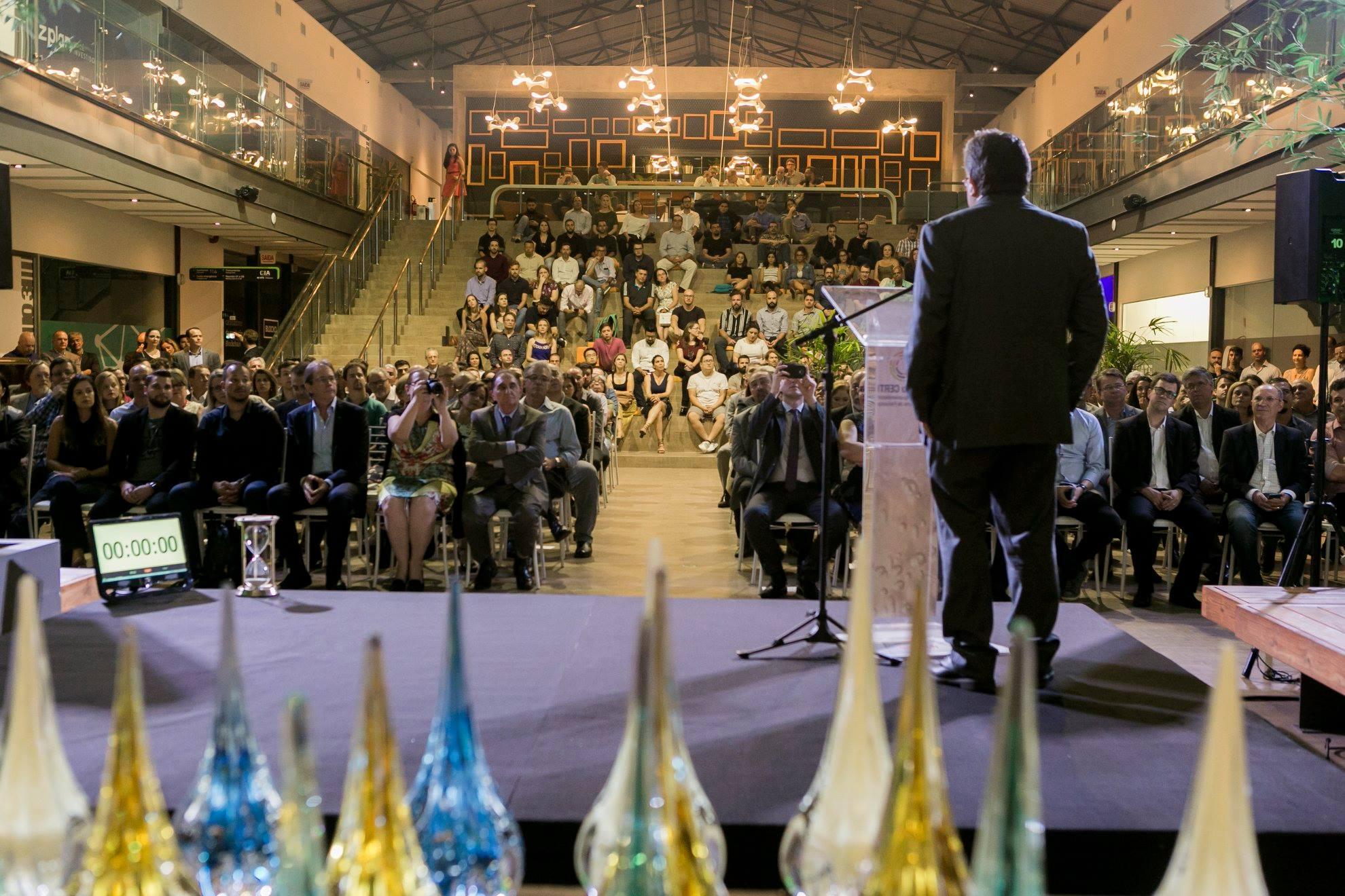 ACIF vencedora do Prêmio CERTI na categoria Projeto social-ambiental Inovador