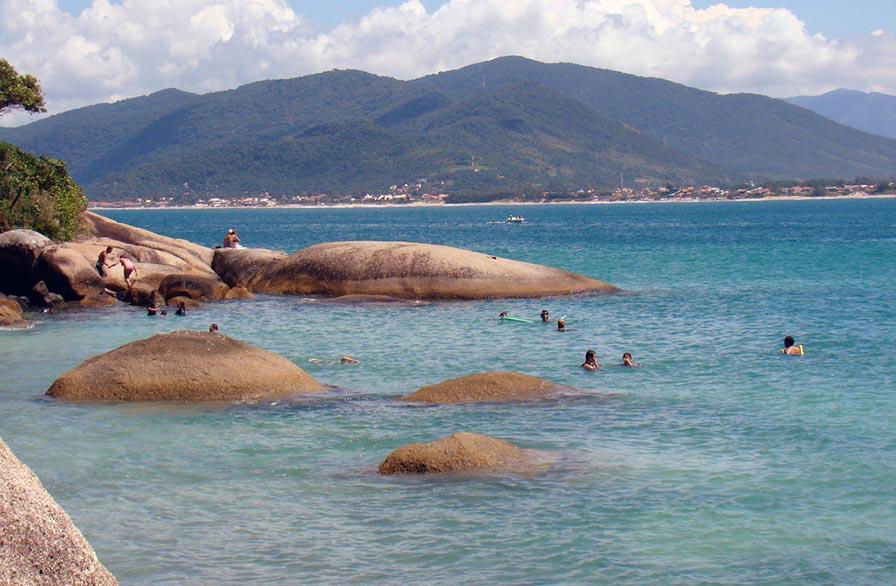 ACIFloripando: Passeio para Ilha do Campeche