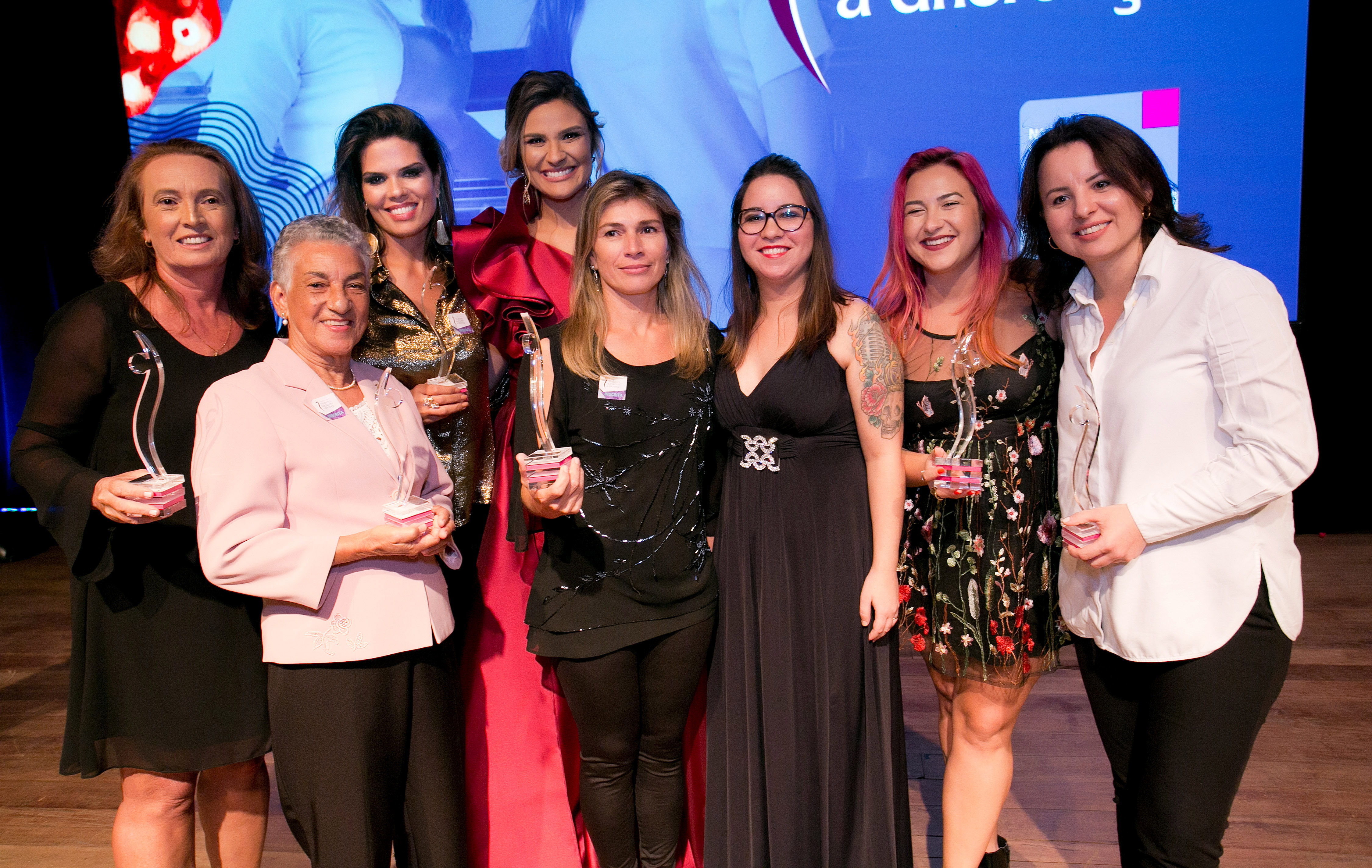 Confira as vencedoras do Prêmio Mulheres Que Fazem a Diferença