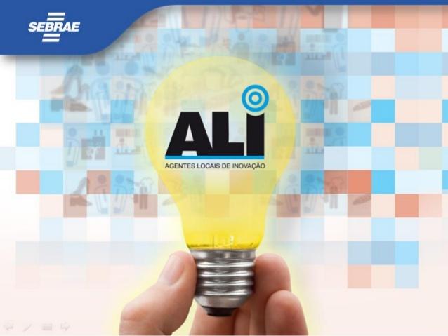 Programa ALI – Agentes Locais de Inovação