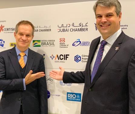 Iniciativas da ACIF são apresentadas em vitrine mundial