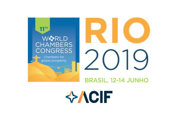 ACIF Patrocina o 11th World Chambers Congress