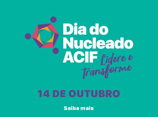 Dia do Nucleado – Lidere e Transforme