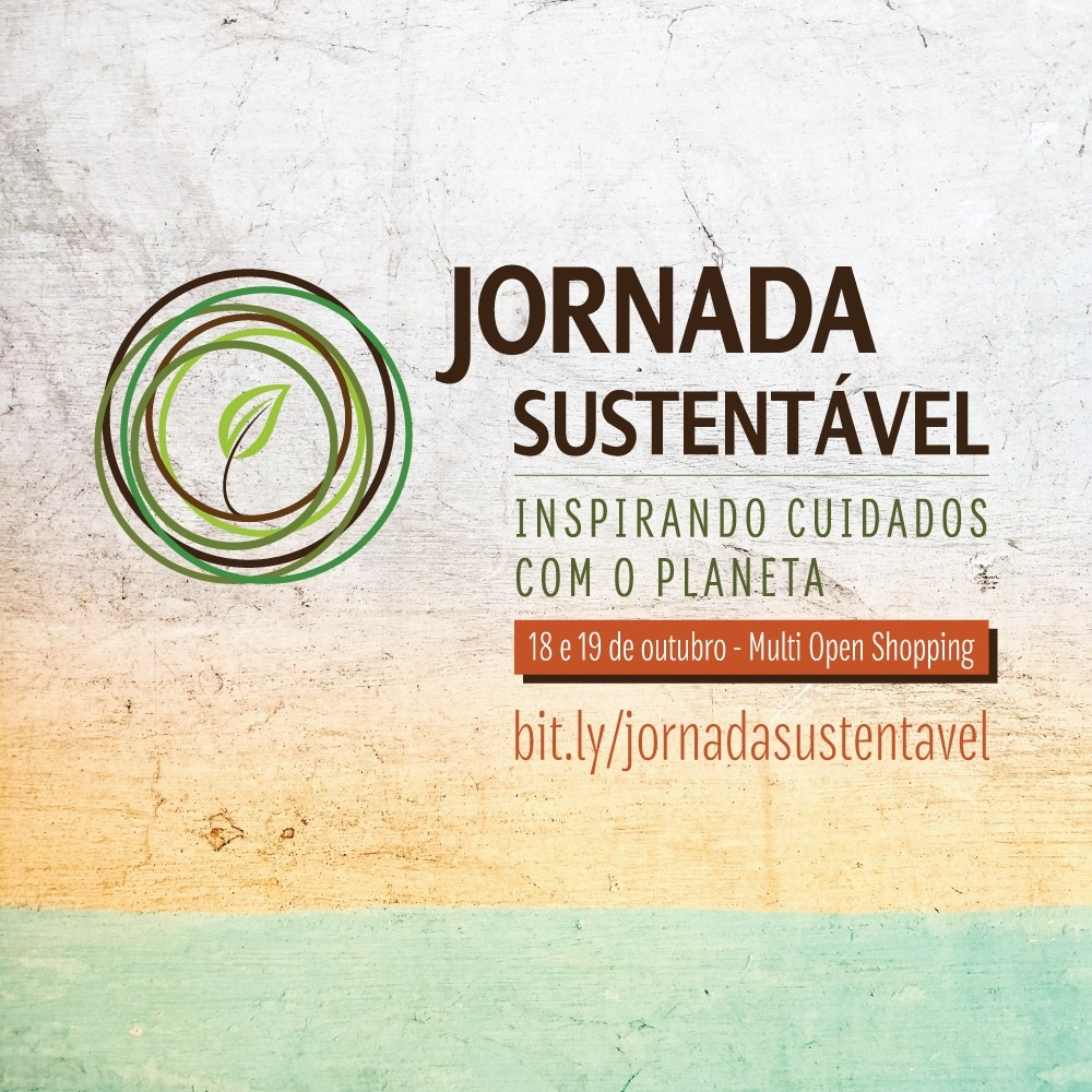 Jornada Sustentável – Inspirando Cuidados com o Planeta