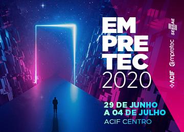 INSCRIÇÕES ABERTAS PARA O SEMINÁRIO EMPRETEC DE 2020