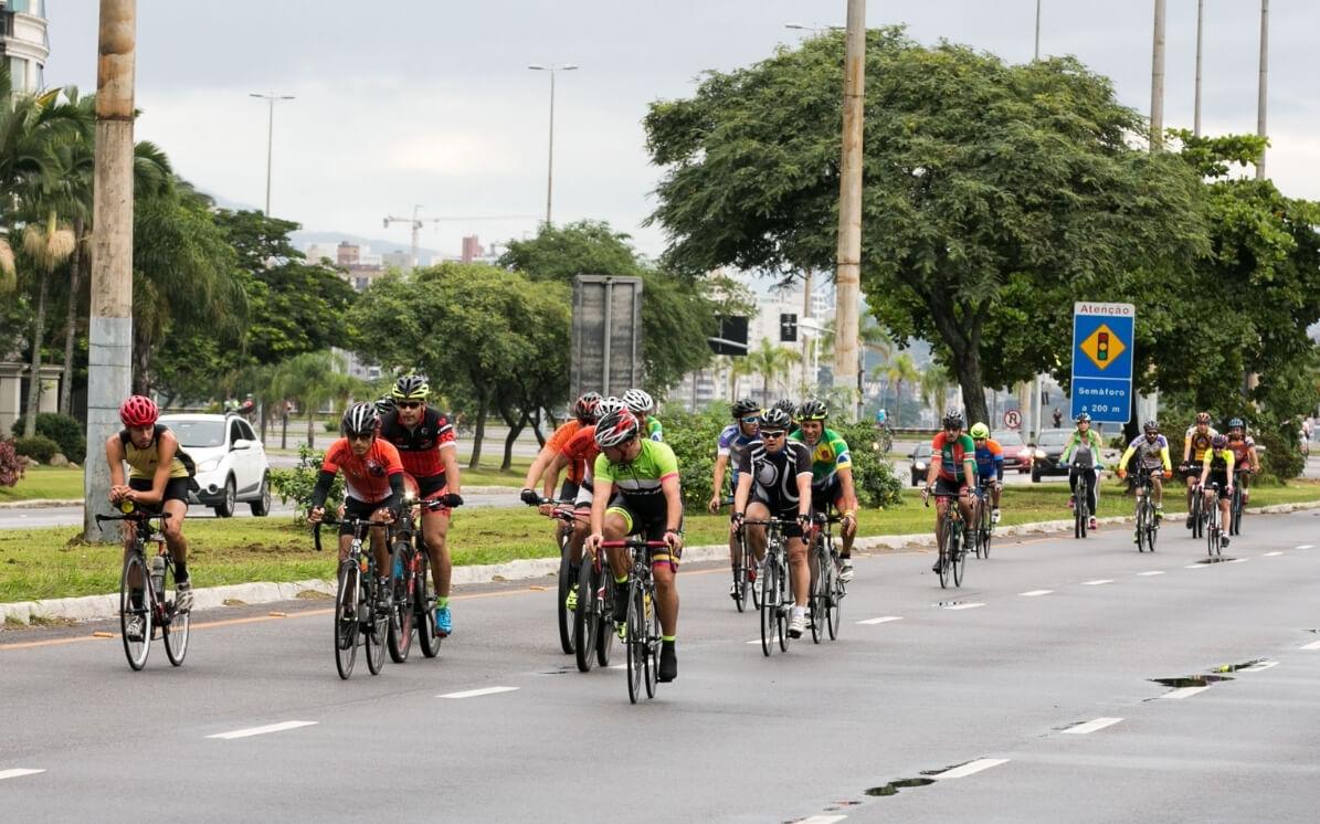 Mudanças na Via Amiga do Ciclista